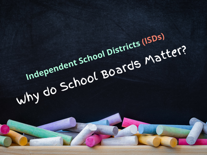 What does a school board do